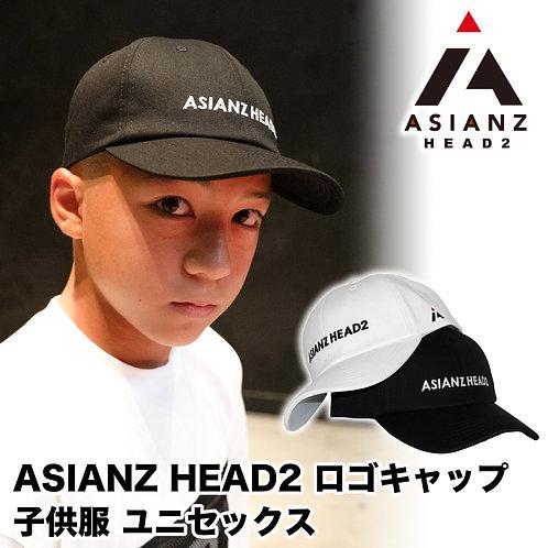 ASIANZ HEAD2 ロゴキャップ