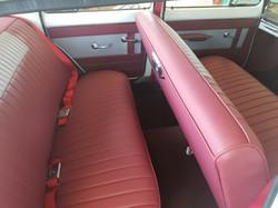 EH Holden Sedan - interior