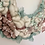 "Thumbnail: 12"" woven 'mermaid' 🧜🏼♀️ inspired crescent"