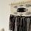 Thumbnail: monochrome, grey + blush wall hanging