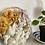 "Thumbnail: 6"" small woven confetti + mustard"