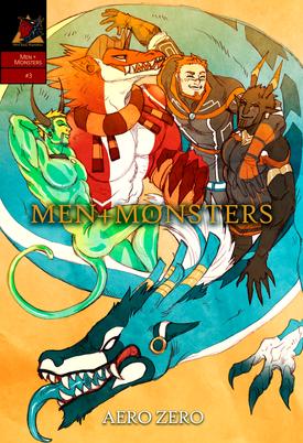 MEN+MONSTERS #3