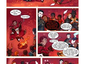 SWORD KINGS #1 page 33