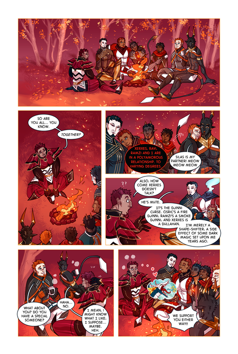 SWORD KINGS #1 page 33