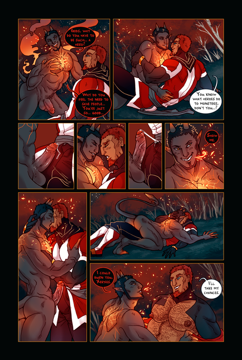 ACE OF BEASTS #1 page 16