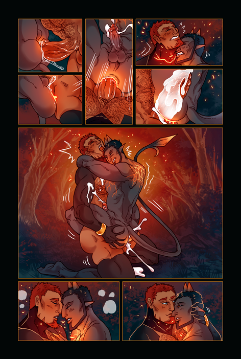 ACE OF BEASTS #1 page 22