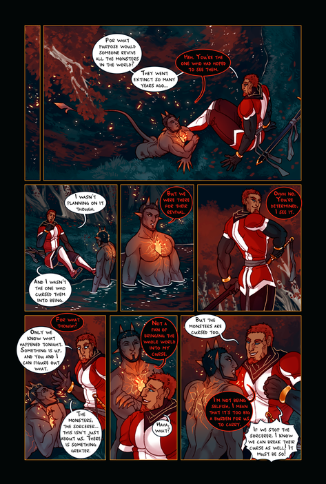 ACE OF BEASTS #1 page 15