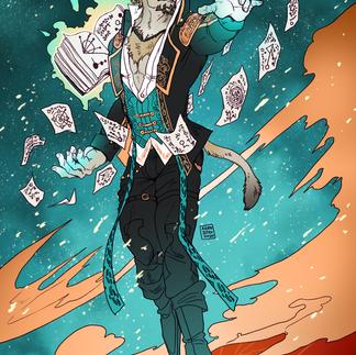 Hrothgar summoner