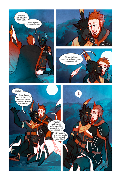 MEN+MONSTERS #1 page 14