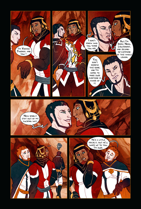 KNIGHT OF ALANOC page 7