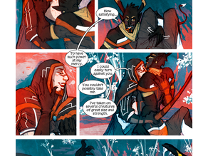 MEN+MONSTERS #1 page 25