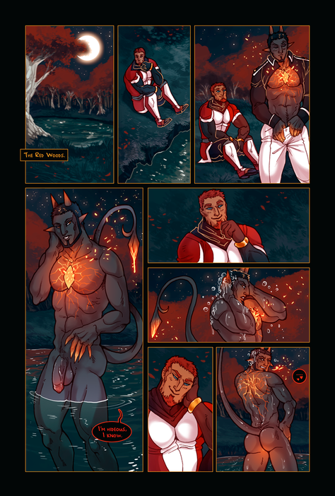 ACE OF BEASTS #1 page 13