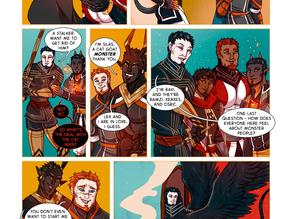 SWORD KINGS #1 page 21