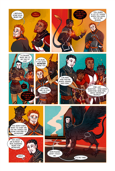 SWORD KINGS #1 page 21