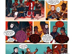 SWORD KINGS #1 page 22