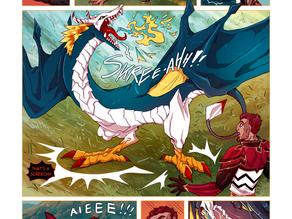 SWORD KINGS #1 page 25