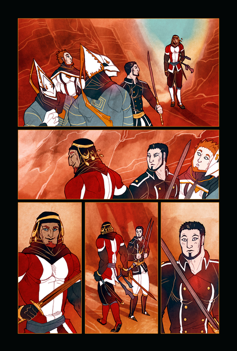 KNIGHT OF ALANOC page 4