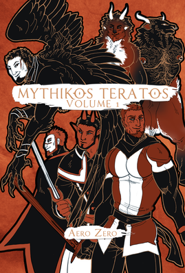MYTHIKOS TERATOS Volume 1