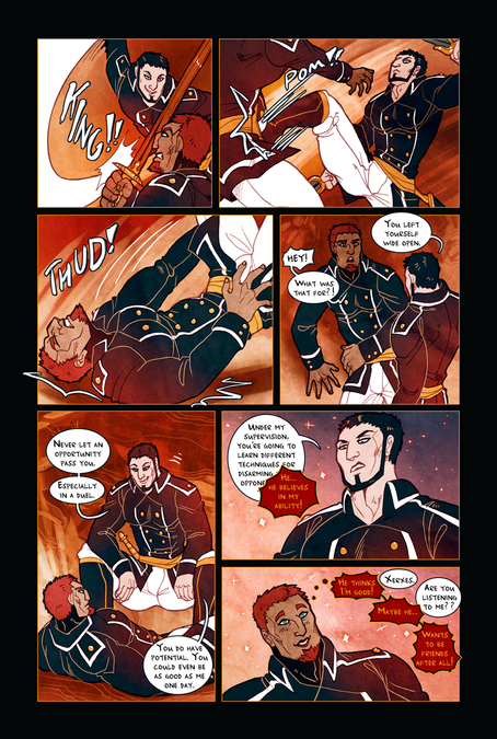 KNIGHT OF ALANOC page 13