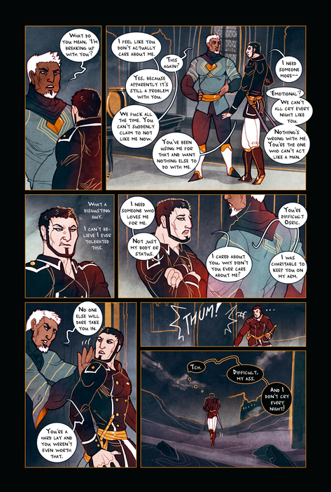 KNIGHT OF ALANOC page 2