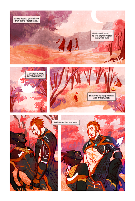 MEN+MONSTERS #1 page 6