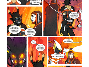 MEN+MONSTERS #1 page 21