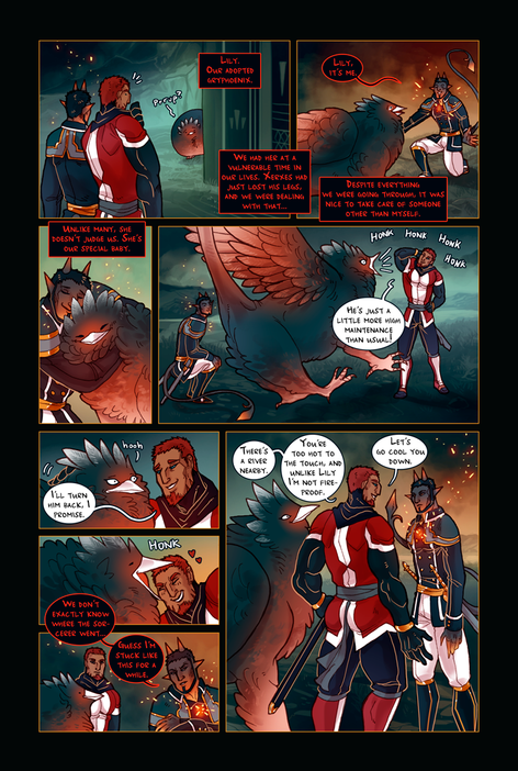 ACE OF BEASTS #1 page 12