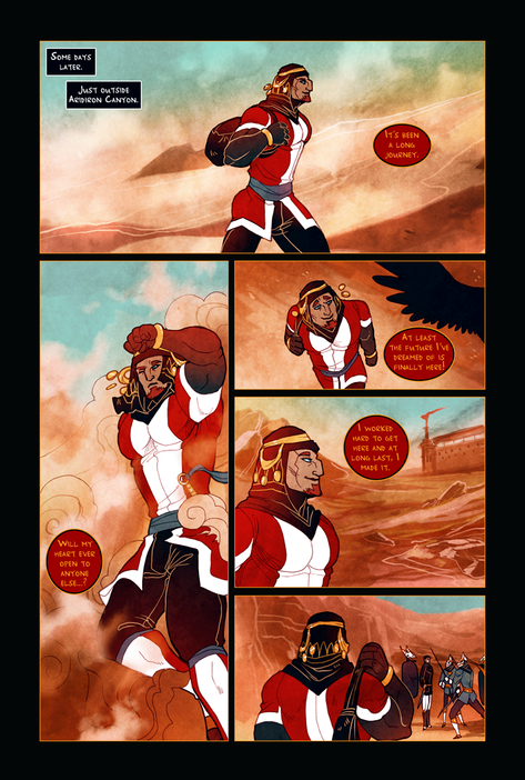 KNIGHT OF ALANOC page 3