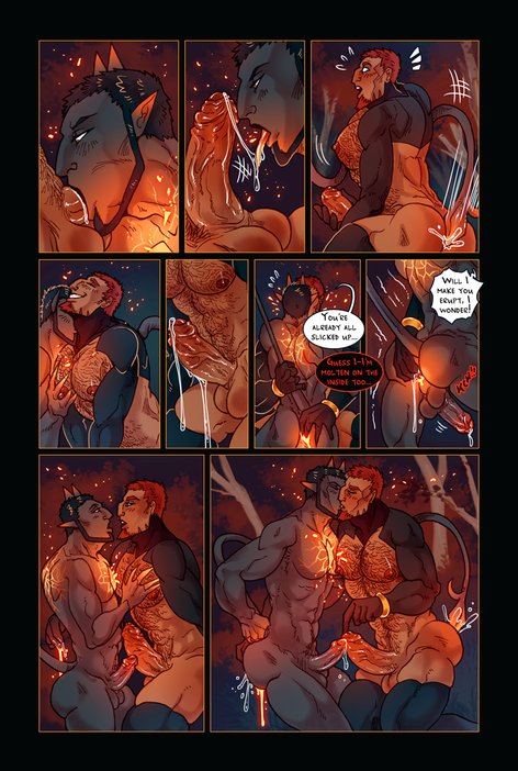 ACE OF BEASTS #1 page 18