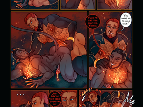 ACE OF BEASTS #1 page 19