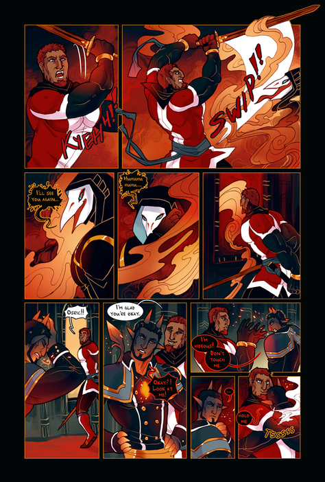 ACE OF BEASTS #1 page 9
