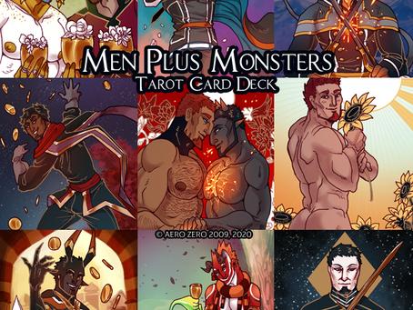 MEN PLUS MONSTERS Newsletter No.1