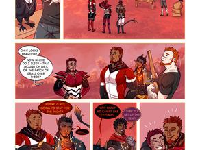 SWORD KINGS #1 page 32