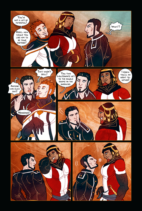KNIGHT OF ALANOC page 6