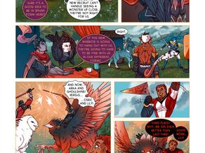 SWORD KINGS #1 page 24