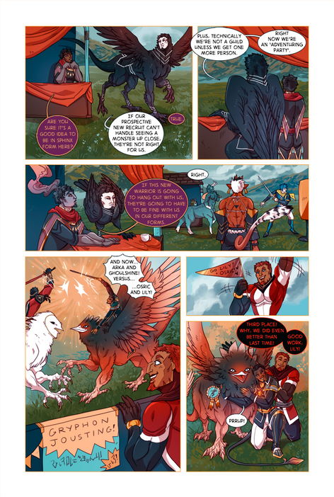 SWORD KINGS #1 page 24