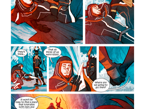 MEN+MONSTERS #1 page 30
