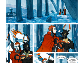 MEN+MONSTERS #1 page 17
