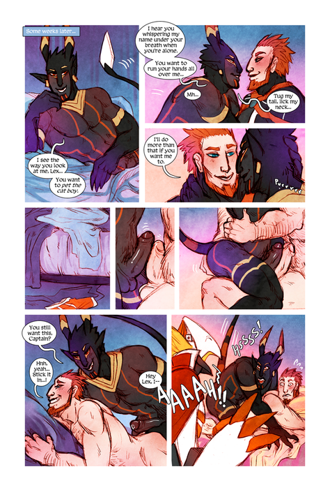MEN+MONSTERS #1 page 5