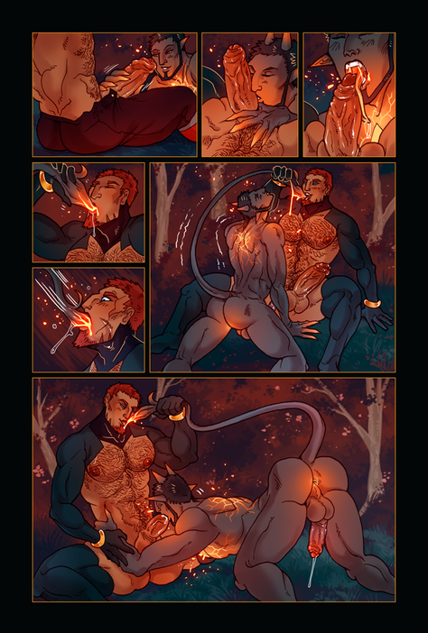 ACE OF BEASTS #1 page 17