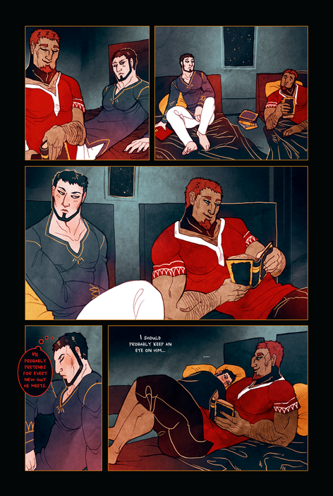 KNIGHT OF ALANOC page 11