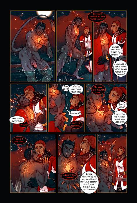 ACE OF BEASTS #1 page 14