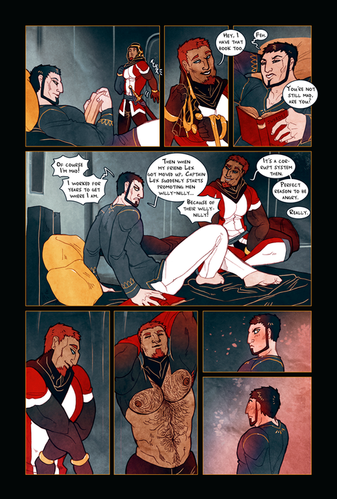KNIGHT OF ALANOC page 10