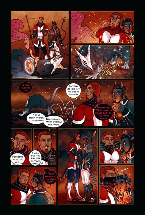 ACE OF BEASTS #1 page 11
