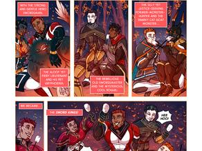 SWORD KINGS #1 page 35