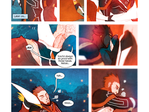 MEN+MONSTERS #1 page 15