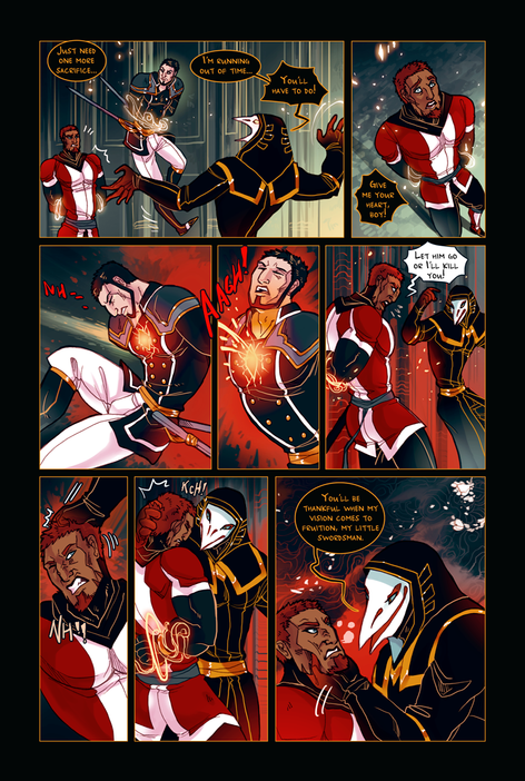 ACE OF BEASTS #1 page 6