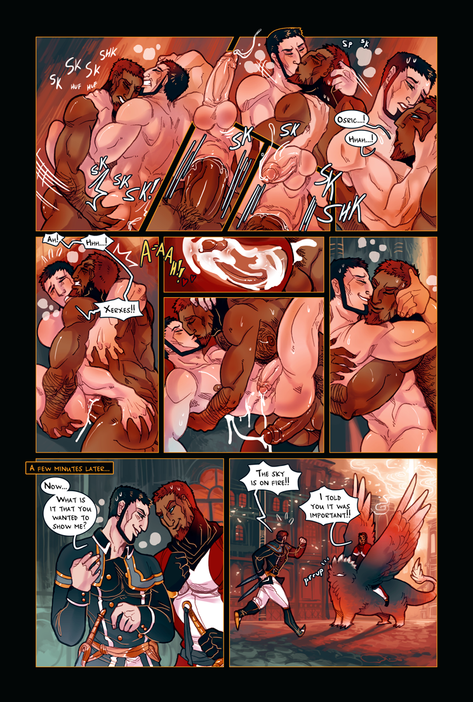 ACE OF BEASTS #1 page 3