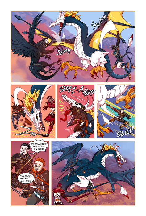 SWORD KINGS #1 page 27