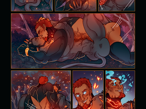 ACE OF BEASTS #1 page 21
